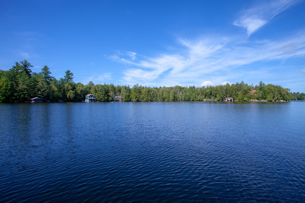 Adirondack Waterfront Home