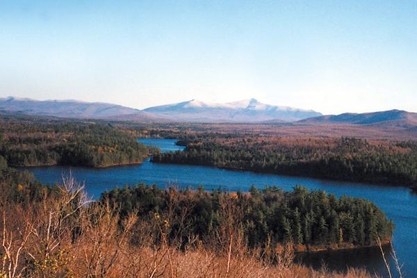 Adirondack Loon Lake Lodge Home